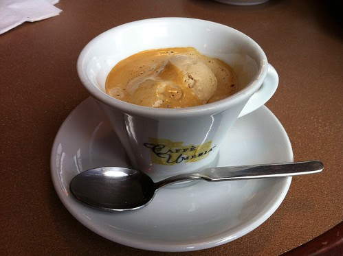 Delicious Affogato