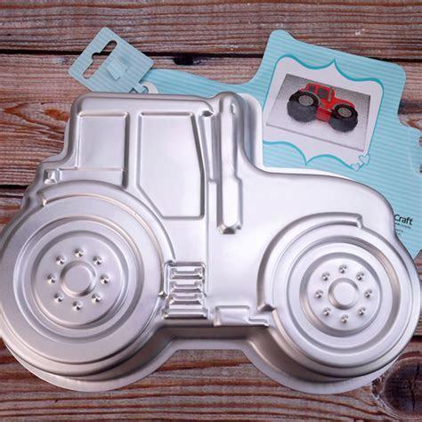 Tractor Cake Tin