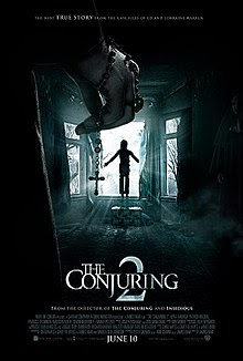 Review Conjuring 2: Not So Scared!