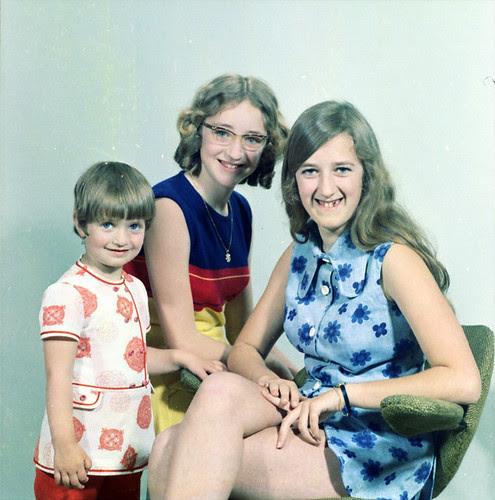 familie Quintus - mei 1971