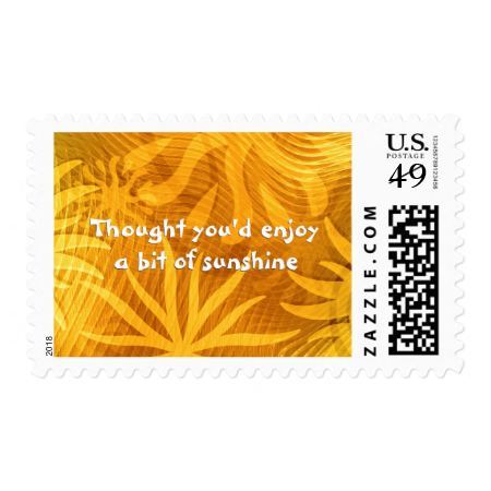 Keeping the Clouds Away Postage