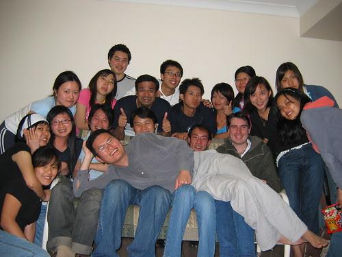 The entire Crew...