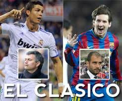 Clasico Barcelona vs Real Madrid 20 Avril 2011 en Direct