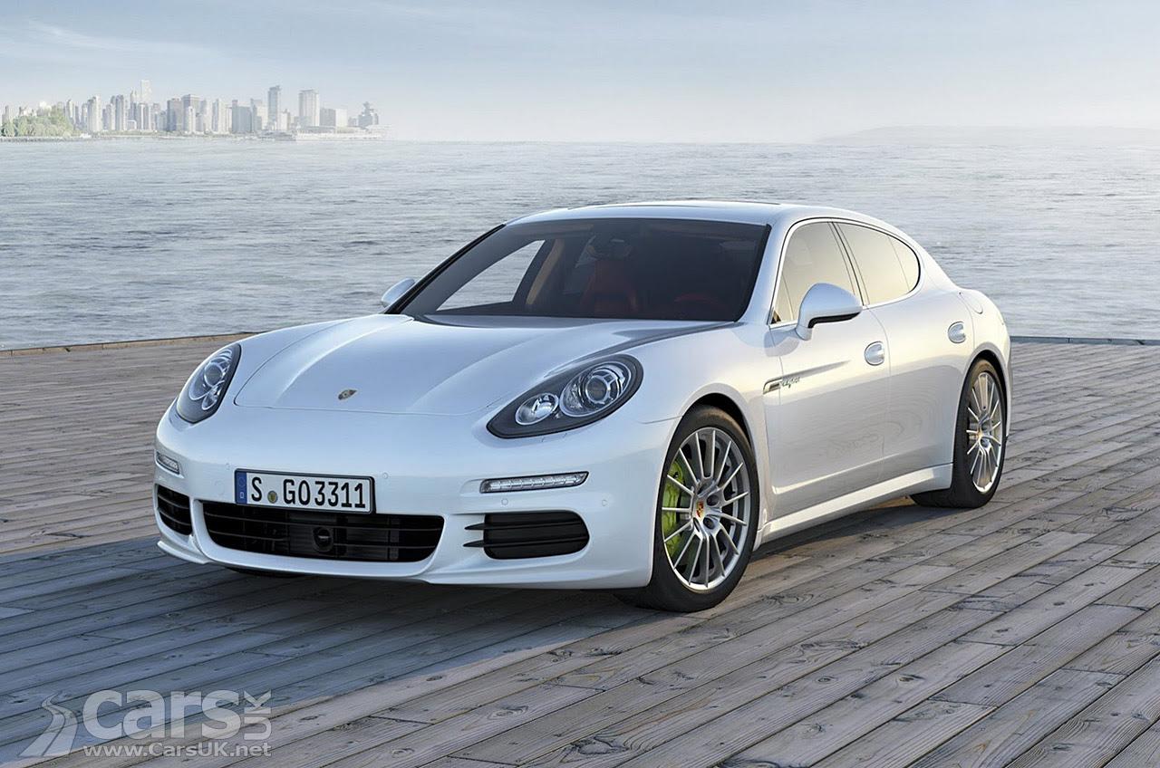 2013 Porsche Panamera facelift Pictures | Cars UK