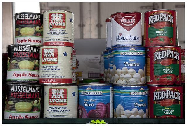 Canned Food, Soulard Market