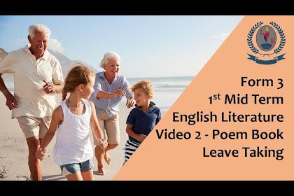 Textbook English Form 3
