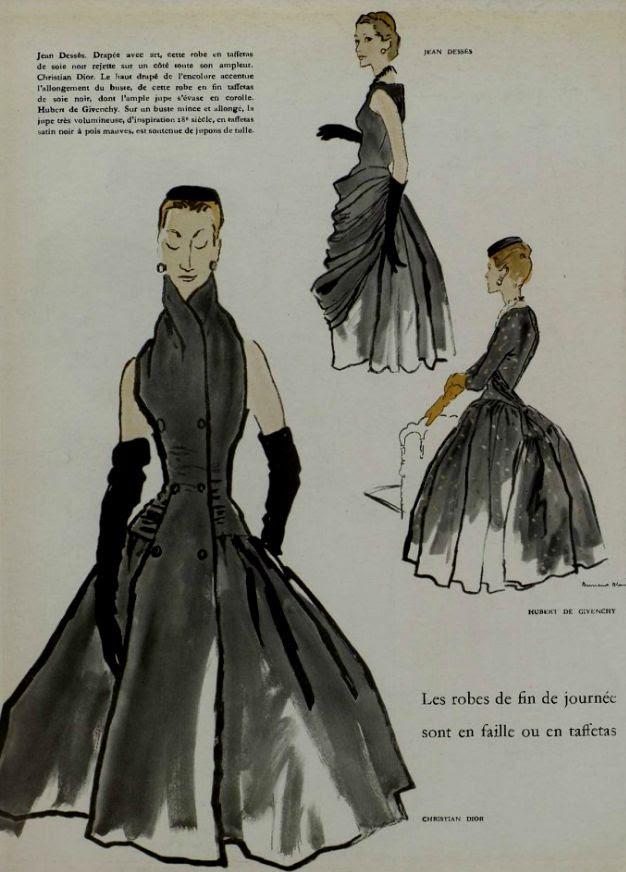 1954 Dresses