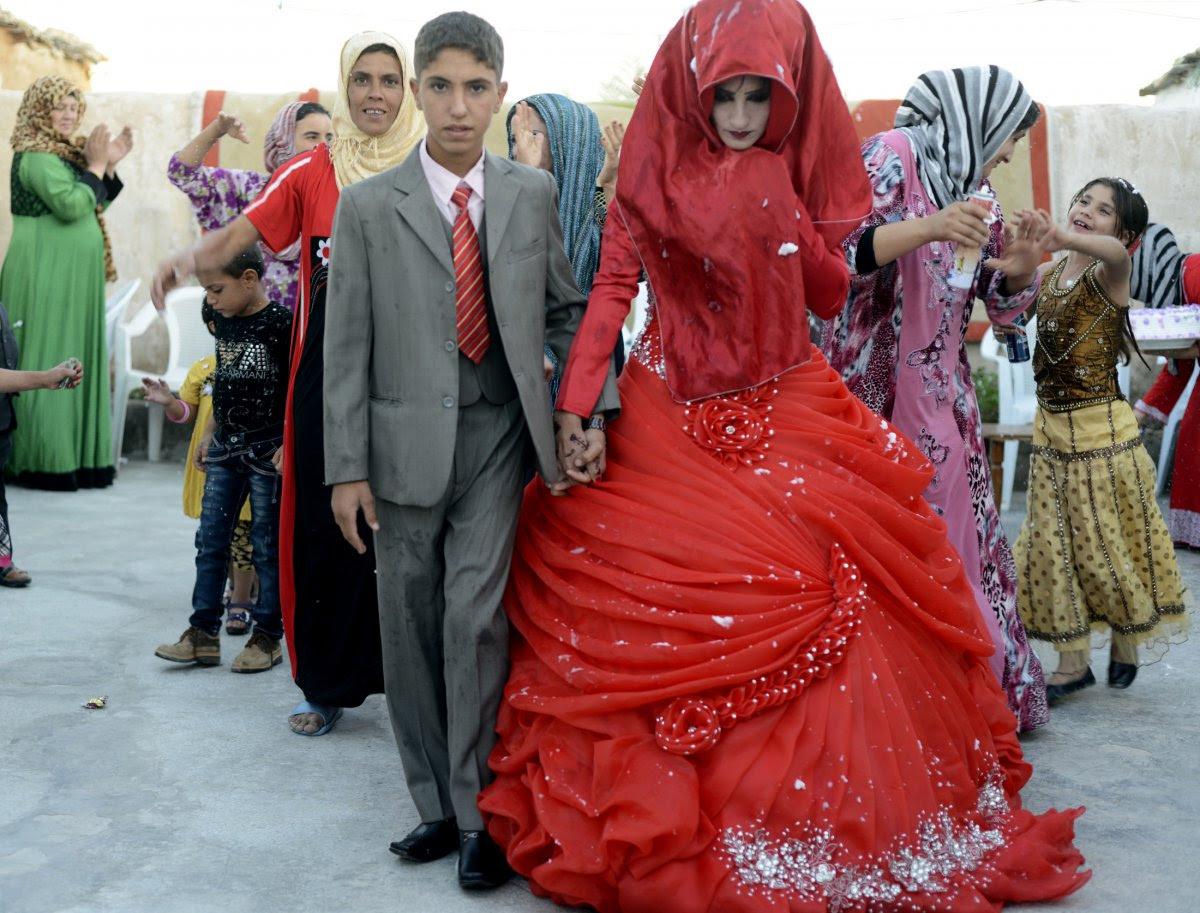 27 belas fotos de vestidos tradicionais de casamentos por todo o mundo 24