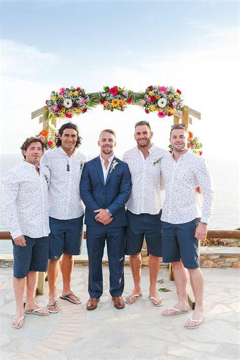 Andros Island Beachfront Wedding in Greece   The
