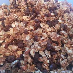 Alton Brown's Granola - BigOven