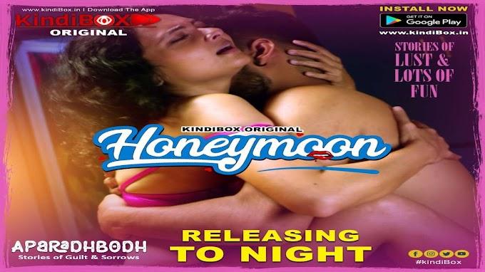 Honeymoon (2020) - KindiBox WEB Series Season 1