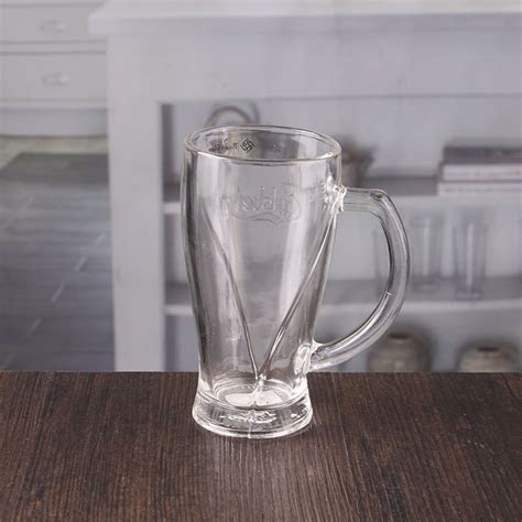 12oz cheap drinking glasses transparent beer glasses with