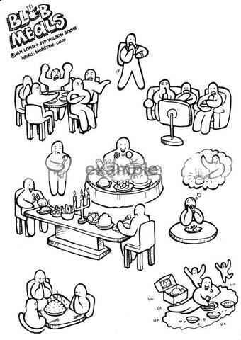 Blob Meals