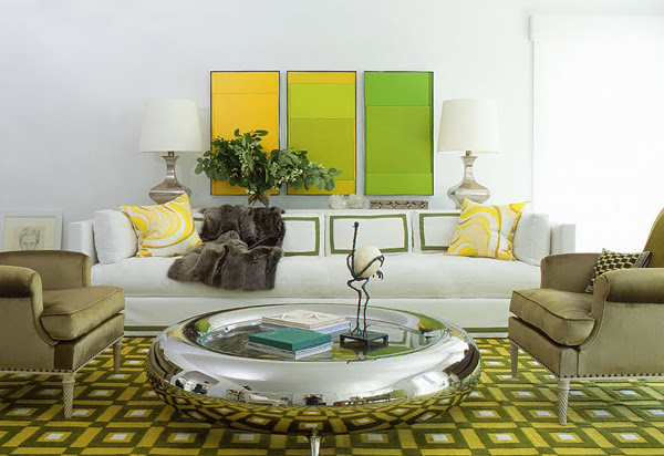 Color Blocking In Interior Design | InteriorHolic.