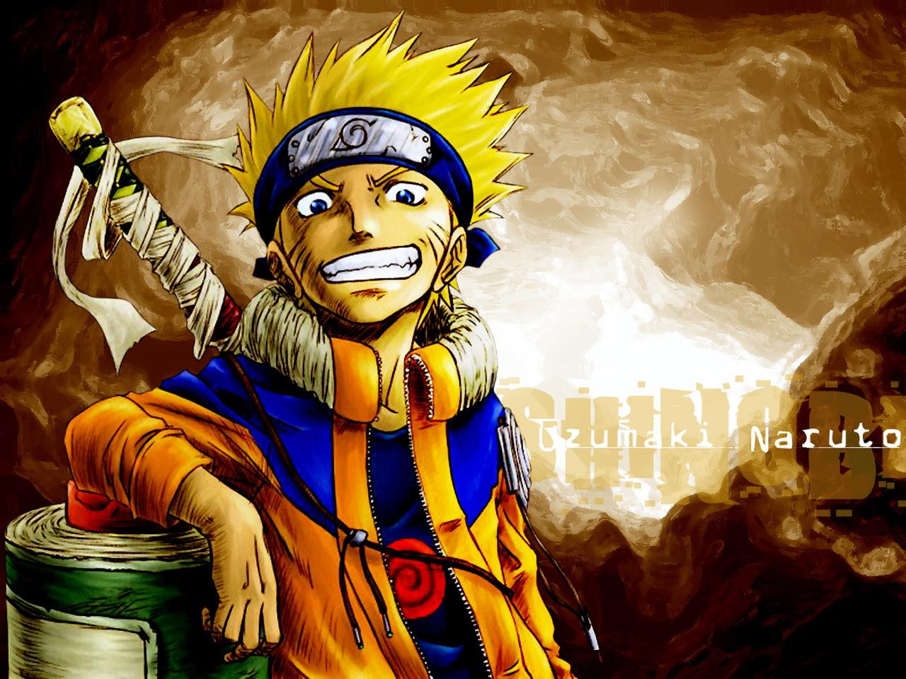 Uzumaki Naruto  Naruto Wallpapers