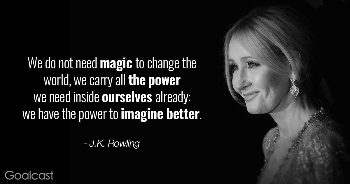 33 J K Rowling Quotes, Sayings, Images  Pictures  Picsmine