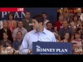 Paul Ryan blames Obama for GM plant closed in 2008 under Bush