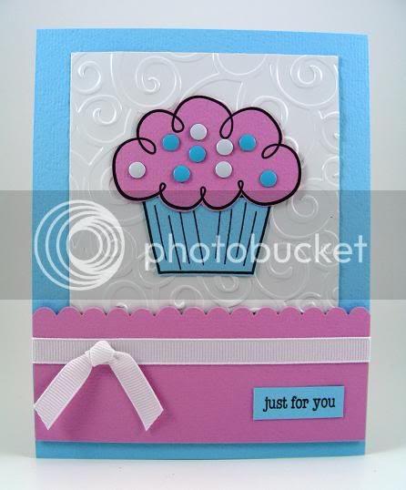 Make A Wish Cupcake Card