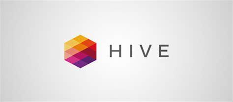 awesome examples  hexagon logo designs naldz graphics