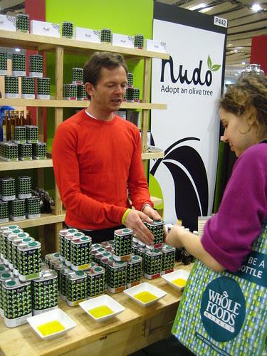 Mr Nudo Olive Oil