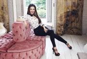 Kelly Brook - New Look Clothing Range Photoshoot
