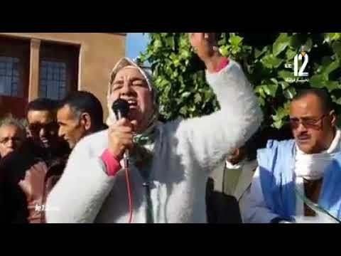فيديو مؤثر لأرملة شهيد من أمام البرلمان