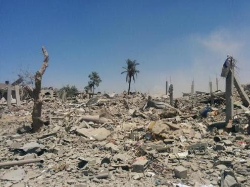 Gaza: 90 minutos para vislumbrar semanas de massacre