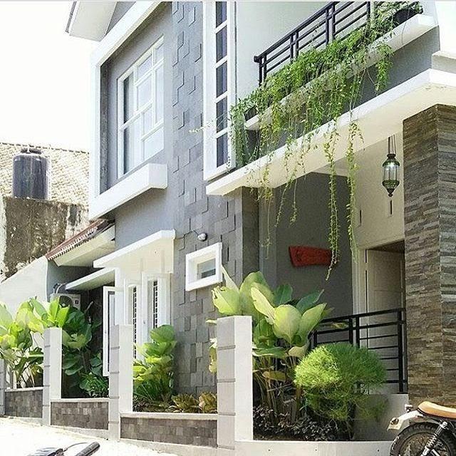 Rumah Minimalis Batu Alam | Ide Rumah Minimalis