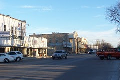 Beautiful Downtown Ozona, Texas
