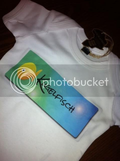Body für den Zwuggel mit Blog-Logo ♥