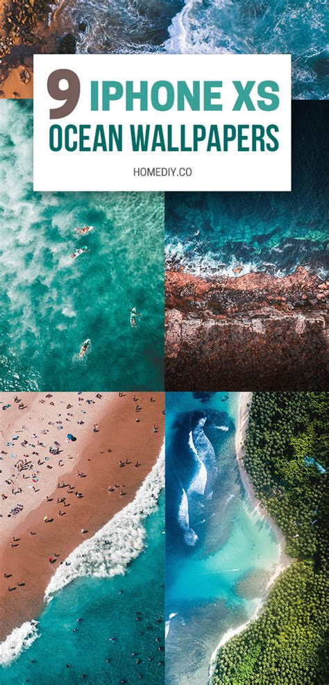 ocean iphone xs wallpapers  water beach sea