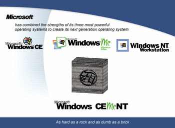 windows operating system product names