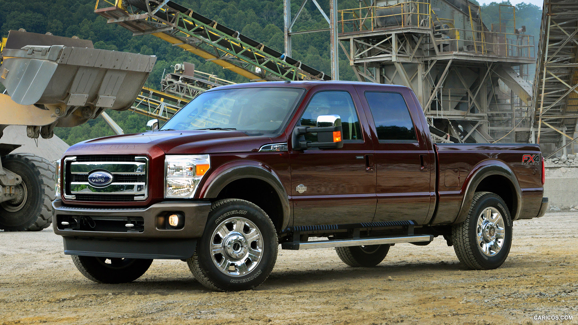 2017 Ford F 650 Wallpapers Cars Reviews
