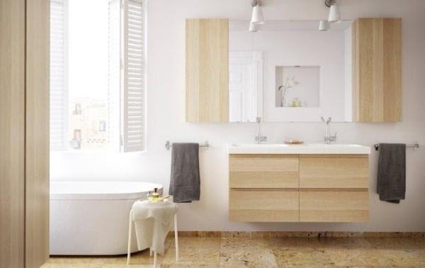Badmöbel Set von IKEA - stilvolle und praktische Lösung ...