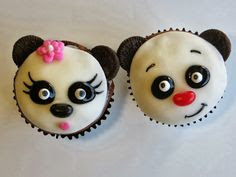 Cupcakes Take The Cake: Make Adorable Panda Cupcakes With Oreo Cookies