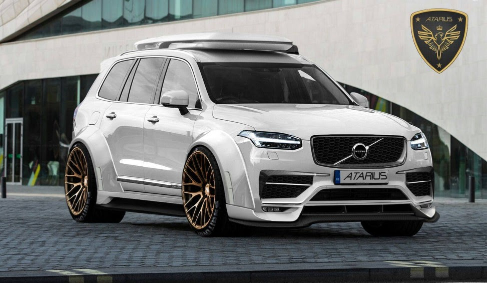 Volvo Xc Concept | 2017 - 2018 Best Cars Reviews