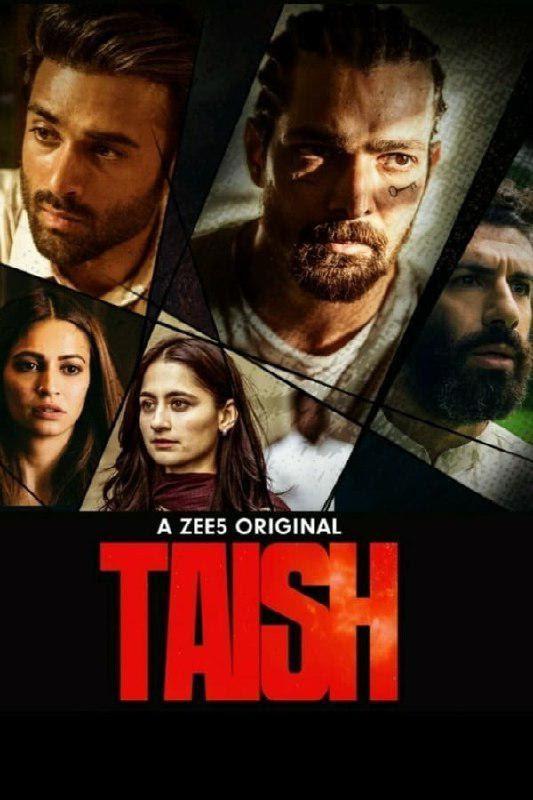 Taish Season 01 (2020) 480p 720p WebRip Hindi | Zee5 Series
