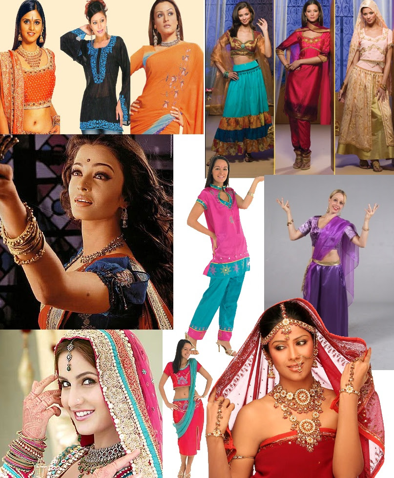 Ideas To Dress Up For Bollywood Theme Party