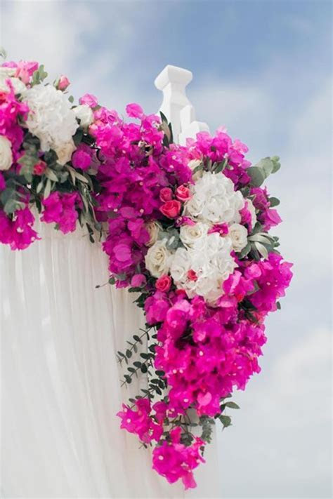 25  best ideas about Bougainvillea wedding on Pinterest