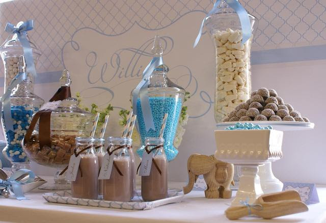 Christening Party Ideas For A Boy Baby Baptism
