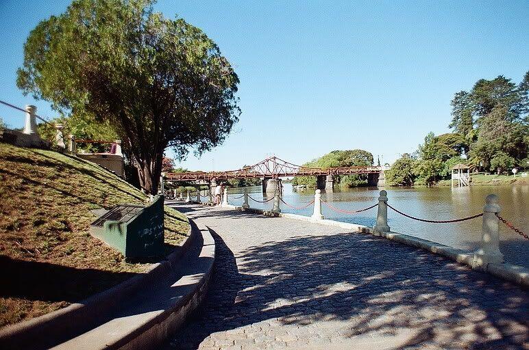 Carmelo bridge