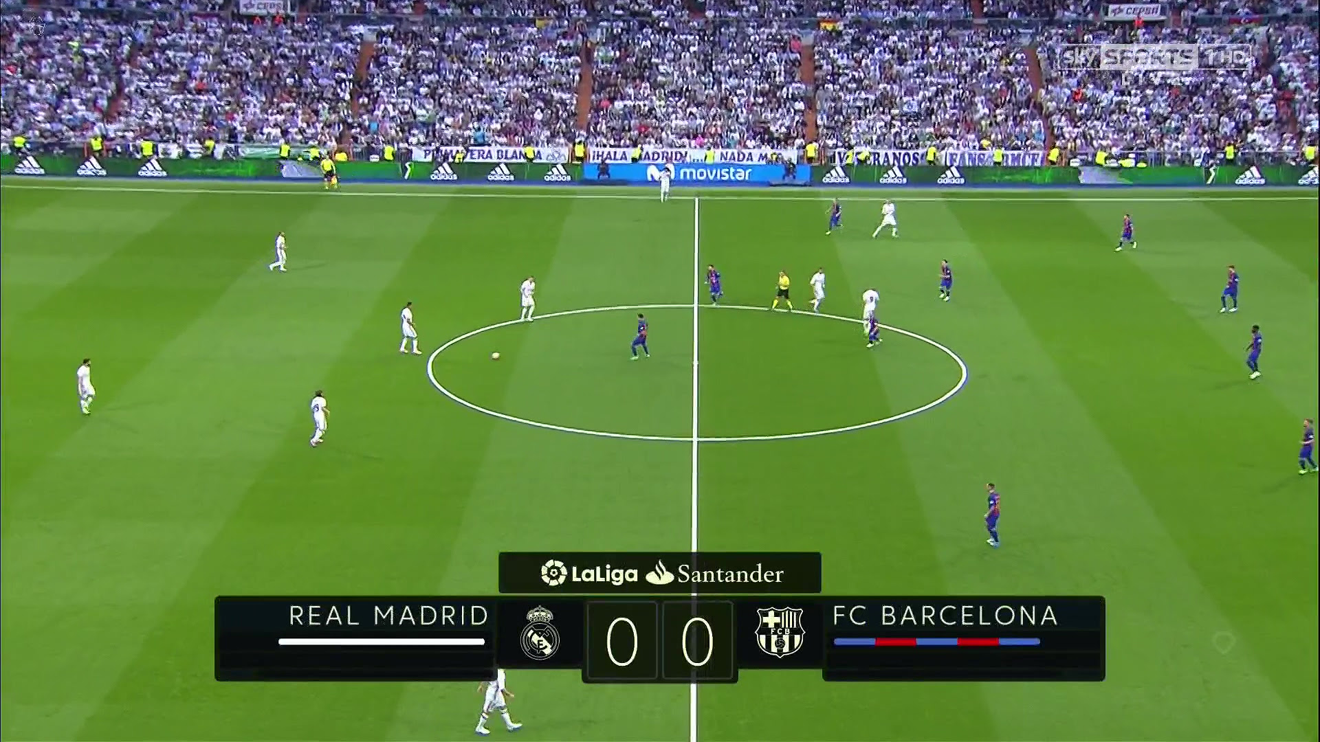 Real Madrid Barcelona Roja Directa