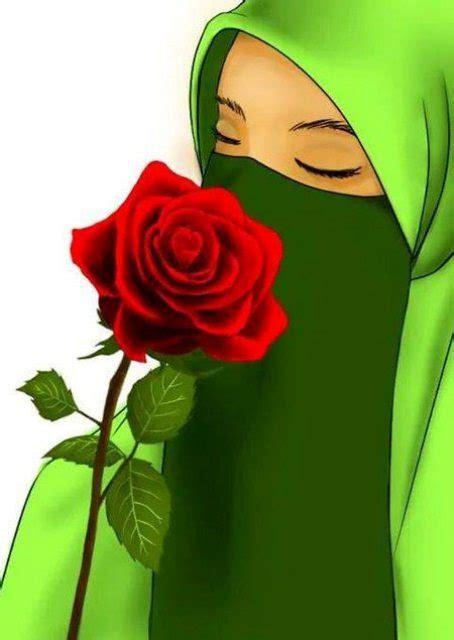 bagaimana menjadi muslimah  menyenangkan muslimah
