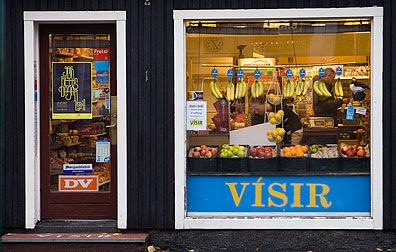 Grocery, Reykjavik