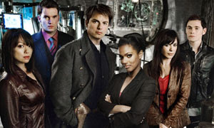 (c) BBC 2007 - Torchwood Series 2 cast
