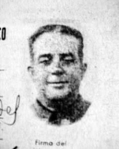 Antonio Benavides Benavides.
