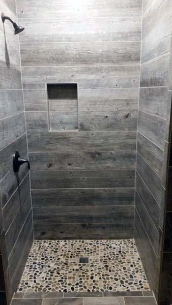 Top 70 Best Rustic Bathroom Ideas - Vintage Designs