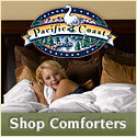 Browse Down Comforters at Pacific Coast Now!