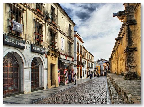 Calle Cardenal Herrero by VRfoto