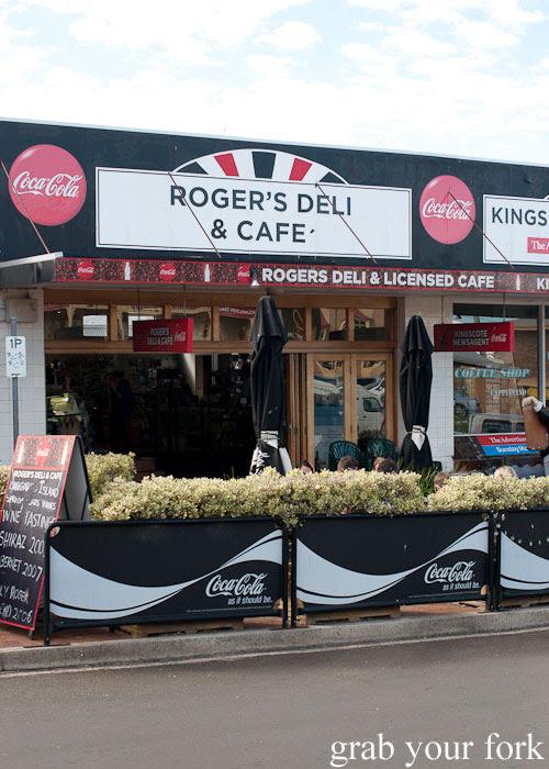 Roger's Deli and Cafe, Kingscote, Kangaroo Island